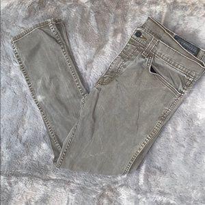 Men's stretch skinny leg jeans